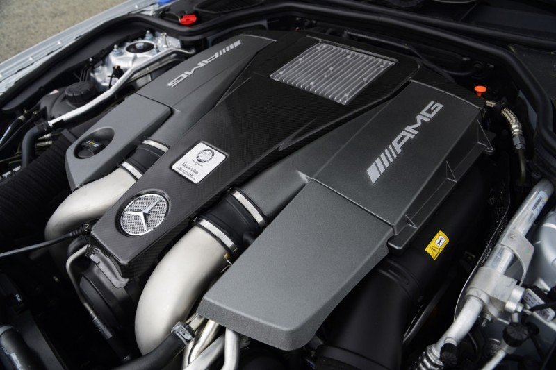 Mercedes-Benz SL63 AMG 1