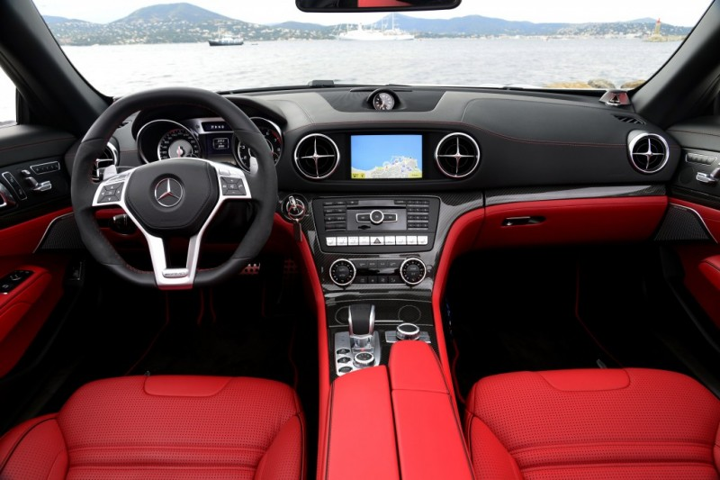 Mercedes-Benz SL63 AMG 3