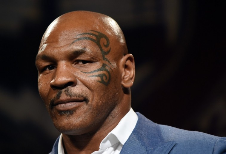 Mike Tyson | Ethan Miller/Getty Images