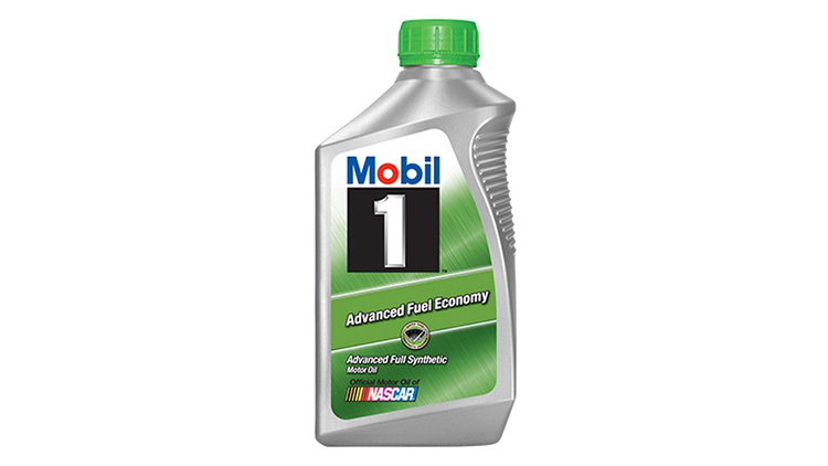 Mobil 1 Advanced Fuel Economy motor oil doesn't have an expiration date