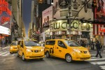 Here's New York's Taxi of Tomorrow: The Nissan NV200