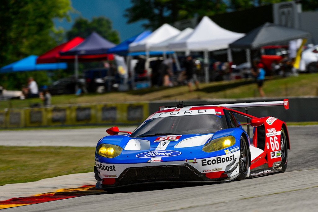 2017 Ford GT GT3 Racer