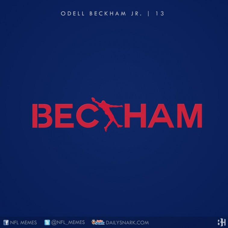 Odell Beckham Jr. logo