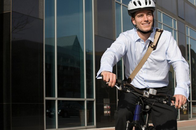 Your commute can double as your workout | iStock.com