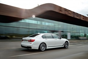 The 2016 BMW 7 Series May Have as Many Turbos as a Bugatti Veyron