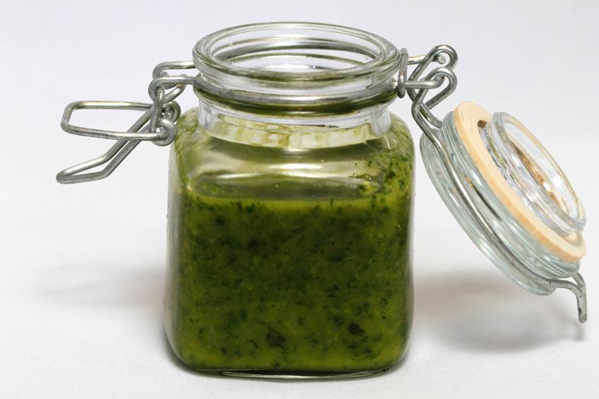 Greek Lamb Kabobs With Yogurt-Mint Salsa Verde Recipes — Dishmaps