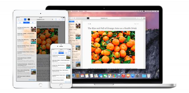 Reading List in Safari on iPad, iPhone, and Mac