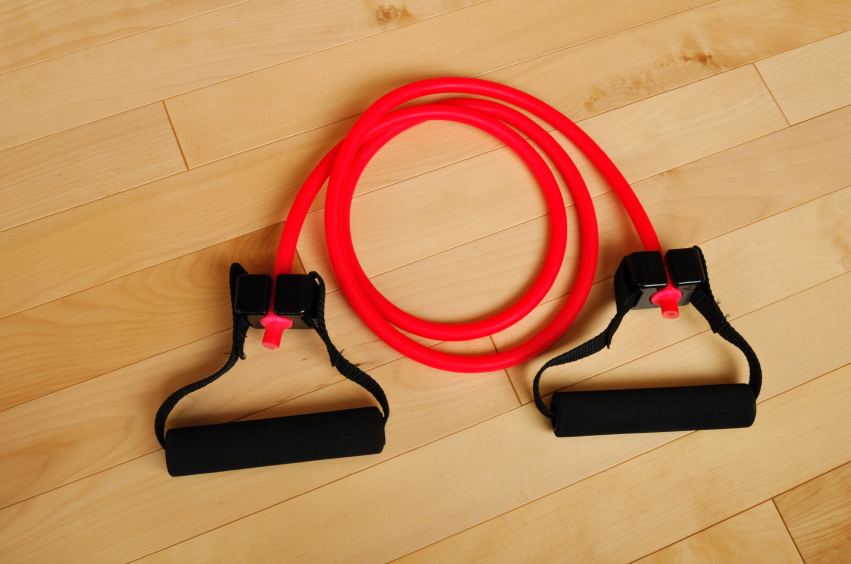 resistance bands, exercise