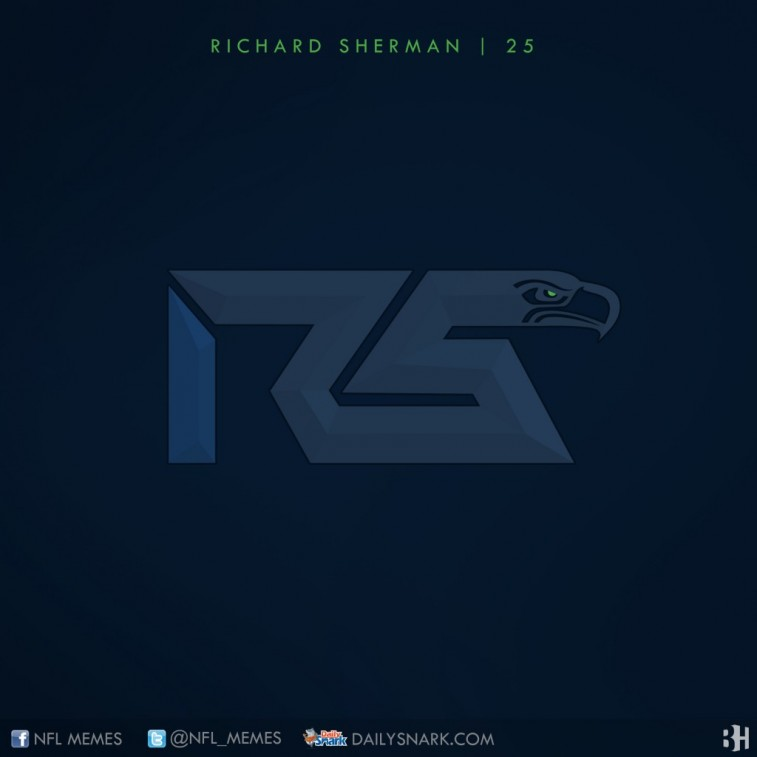 Richard Sherman logo