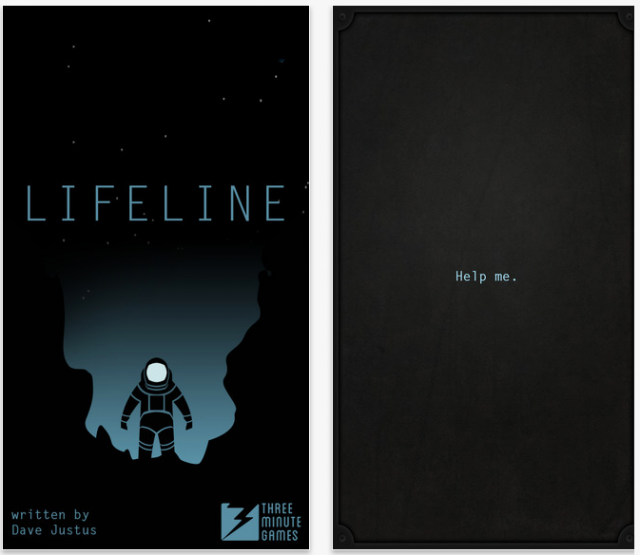 Lifeline iOS game