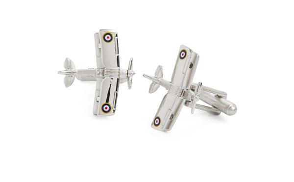 Nordstrom LINK UP bi-plane cufflinks