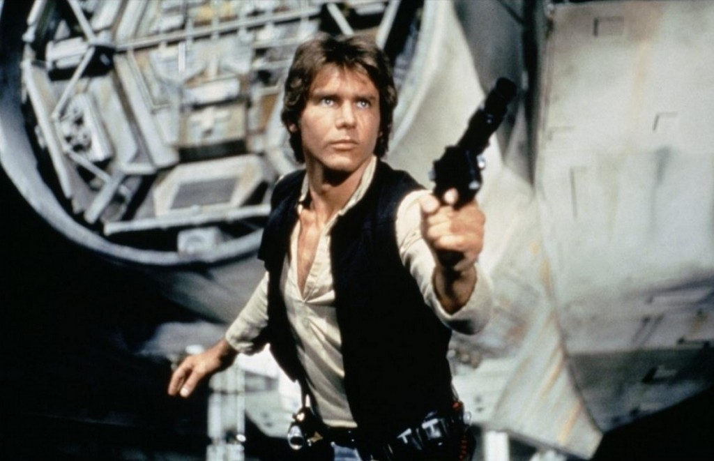 Star Wars: A New Hope, Han Solo
