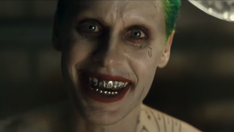 Suicide Squad - Jared Leto, The Joker, Warner