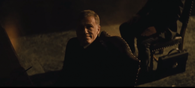 Christoph Waltz - Franz Oberhauser, Spectre James Bond