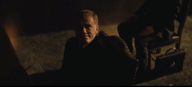 Christoph Waltz - Franz Oberhauser, Spectre James Bond