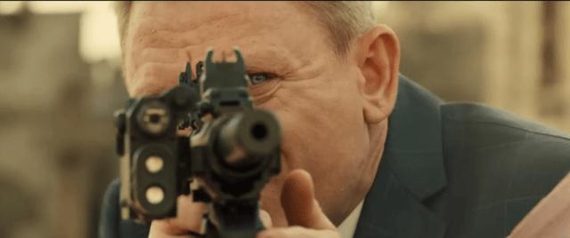 James Bond - Spectre, Daniel Craig