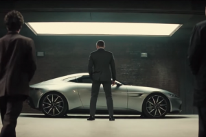 James Bond's Aston Martin DB10 is Up for Sale
