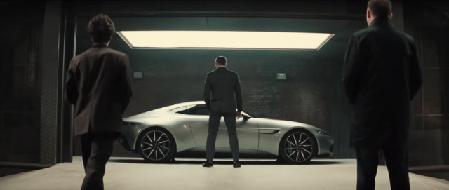 Aston Martin, James Bond - Spectre