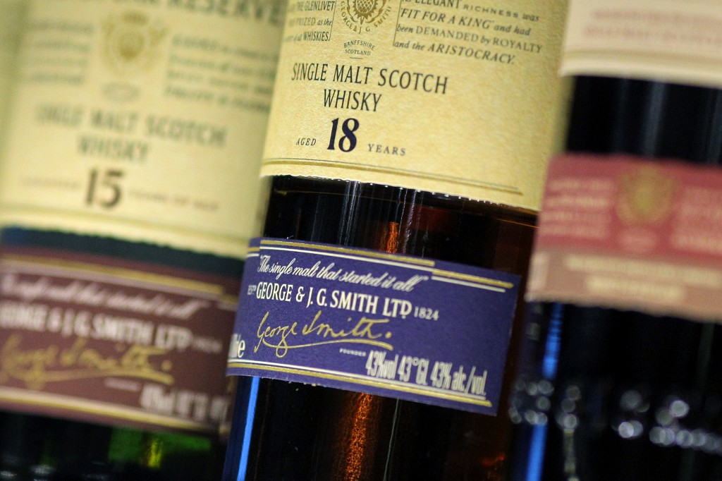 Single Malt Scotch Whisky