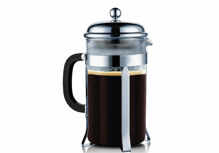 French Press Coffee Maker : Why You Want a French Press Coffee Maker
