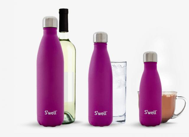 S'well water bottles