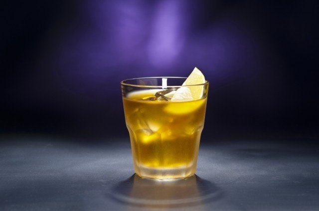 Rusty Nail Cocktail
