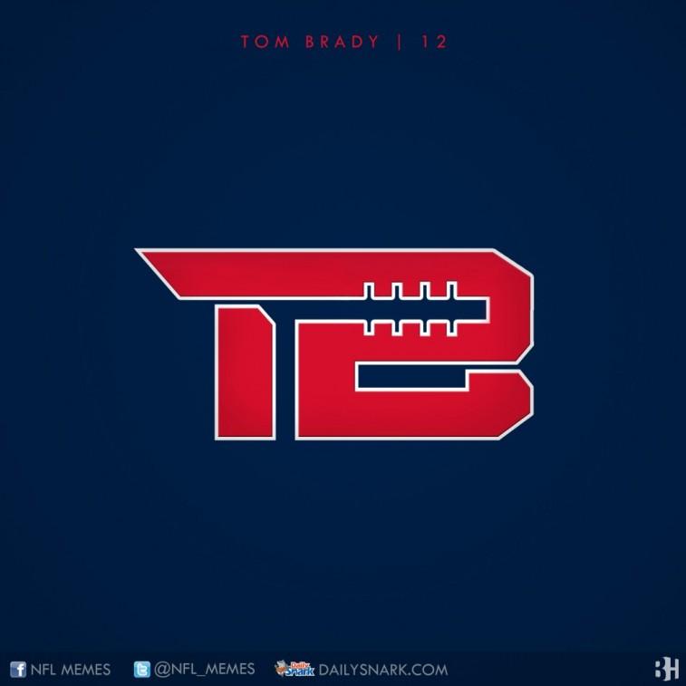 Tom Brady logo