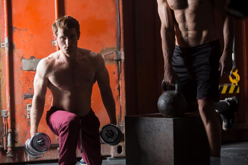 gym, weights, training