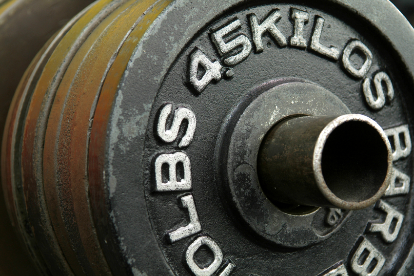 Build muscle using less weight