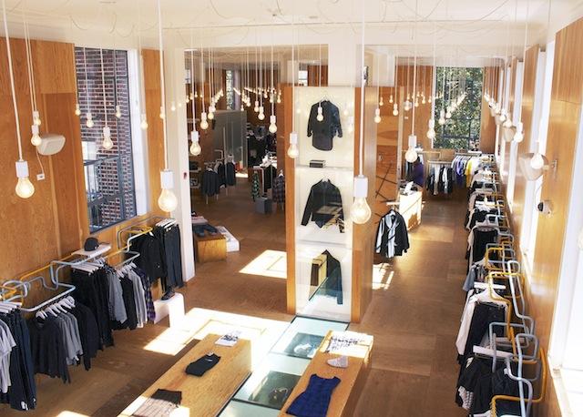 Wish menswear boutique in Atlanta