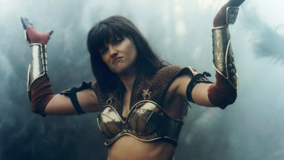 Lucy Lawless - IMDb