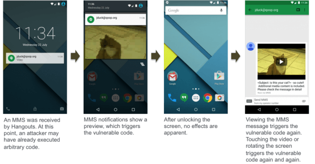 Zimperium explains Stagefright Android vulnerability