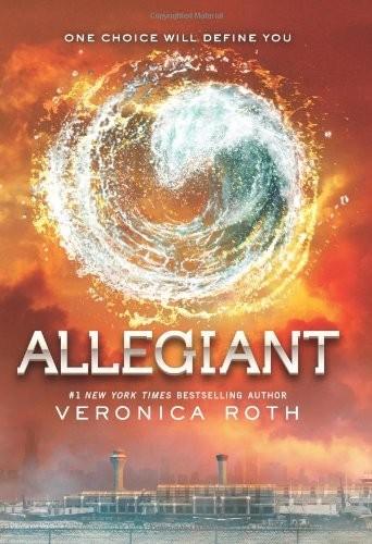 Veronica Roth's 'Allegiant'