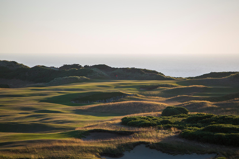 Bandon, Ore. Bandon Dunes Golf Resort