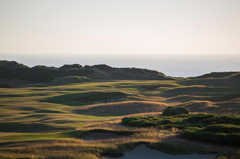 Bandon, Ore. Bandon Dunes Golf Resort