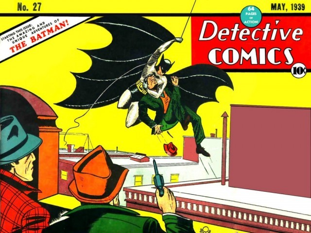 Batman - Detective Comics 27