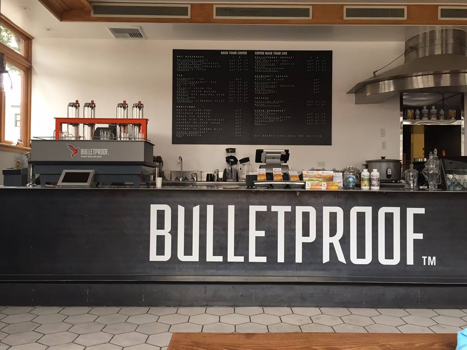 bulletproof coffee shop