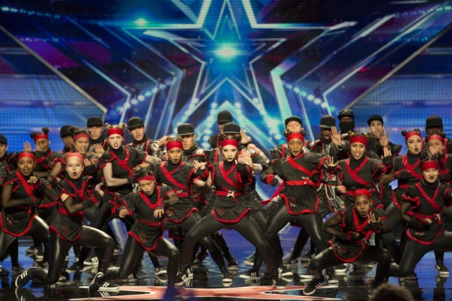 America's Got Talent - Chapkis Dance Company