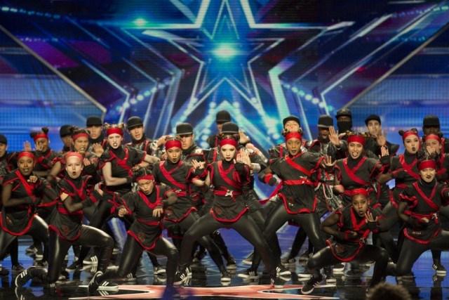 America's Got Talent - Chapkis Dance Company