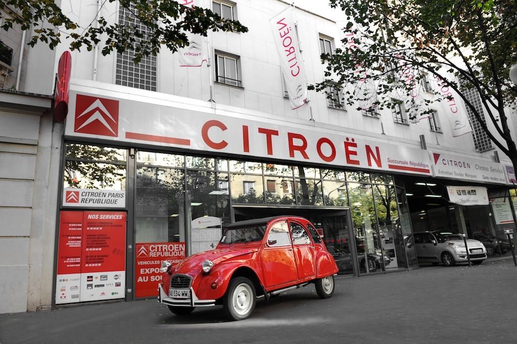 CITROEN COMMUNICATION / JEROME LEJEUNE
