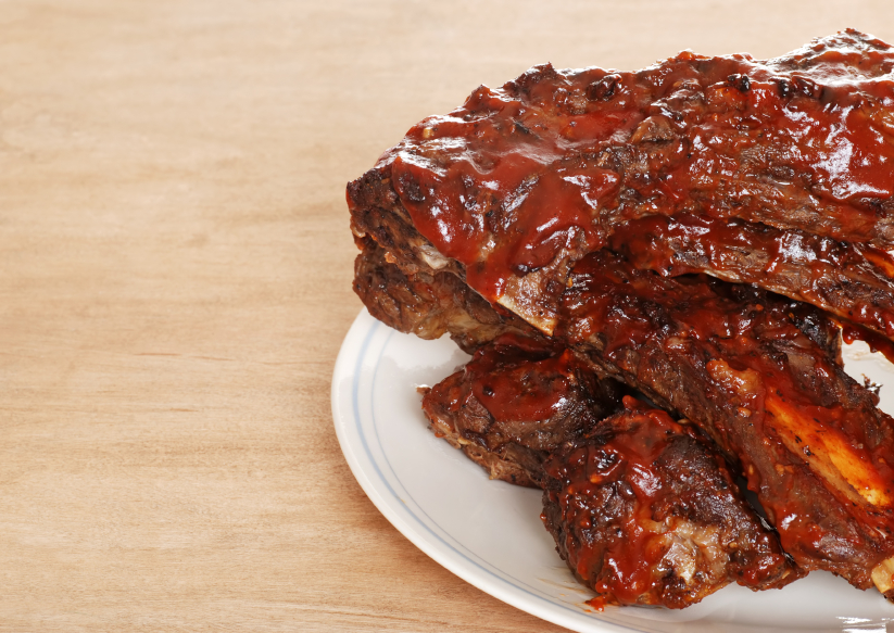 barbecue beef ribs
