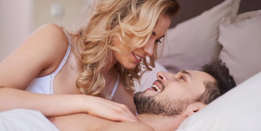 Men want women to be more aggressive and communicative in the bedroom. 6 Things That Men Need Women to Know   Page 3