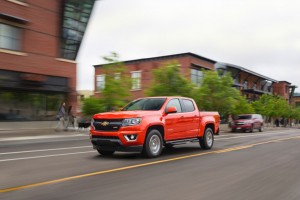 Chevy's Diesel Colorado Will Tow More, For a Price