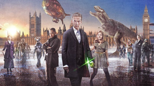 Doctor Who, Peter Capaldi - BBC