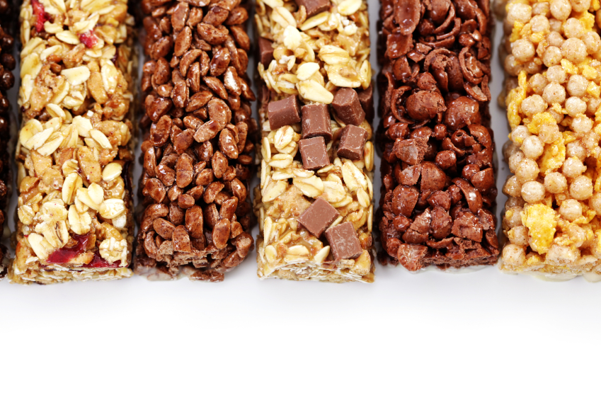 protein bars