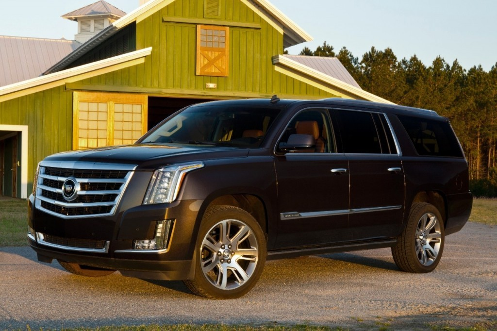 cadillac escalade vs gmc yukon denali buy this not that. Black Bedroom Furniture Sets. Home Design Ideas