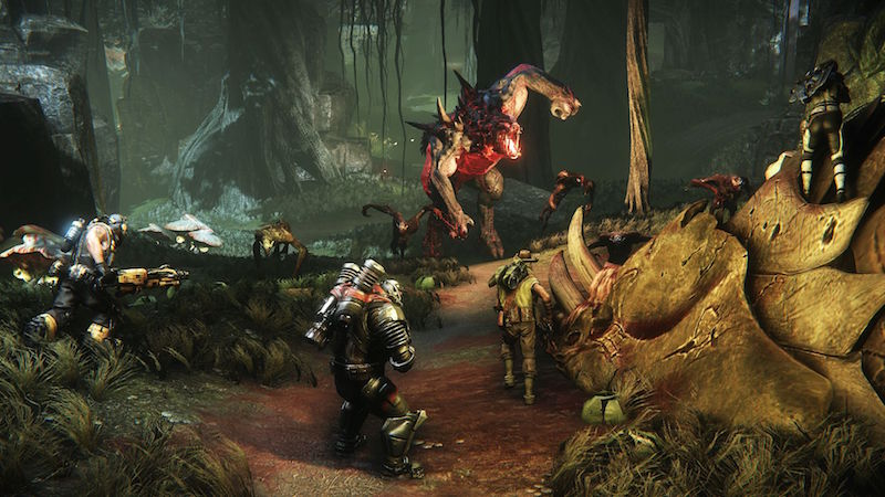 6 Awesome 4-Player Games for Xbox One
