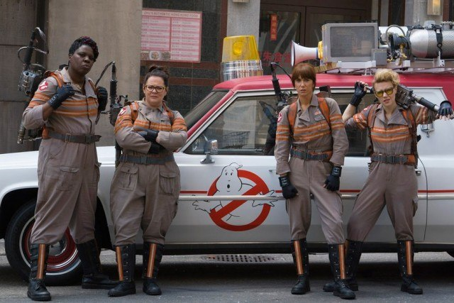 Ghostbusters - Paul Feig, Sony