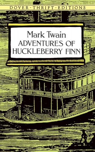 Mark Twain's 'Adventures of Huckleberry Finn.'