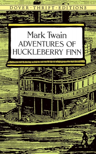 Mark Twain's 'Adventures of Huckleberry Finn.'
